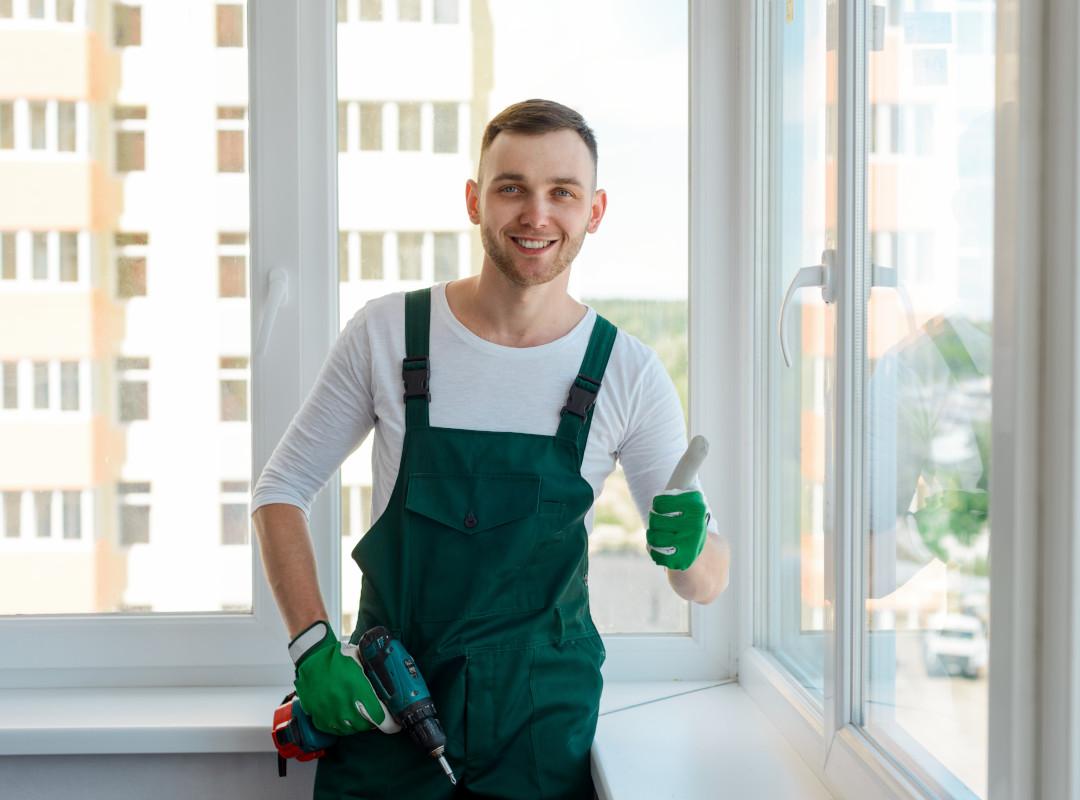 мастер по ремонту пластиковых окон